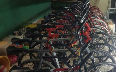 Radballräder wollen wieder bewegt werden!