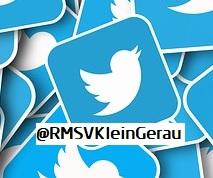 Alle News rund um den RMSV Klein-Gerau ab sofort auch auf Twitter!