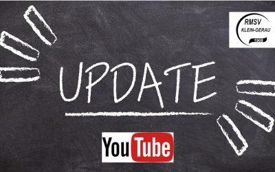 Update zur aktuellen Lage beim RMSV Klein-Gerau
