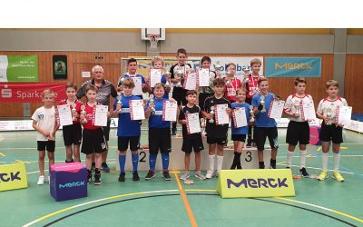 Fabrice Gerbig und Emmanuel Bandl Leites U13 Hessenmeister 2021 – Meiko Gerbig und Alexander Kanters auf dem 3. Platz
