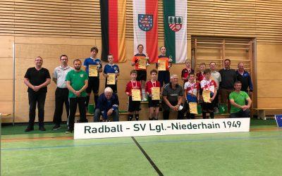 RMSV Klein-Gerau III mit Leon Meisel und Tobias Eisbach beim DM Halbfinale in Langenleuba auf dem 5. Platz
